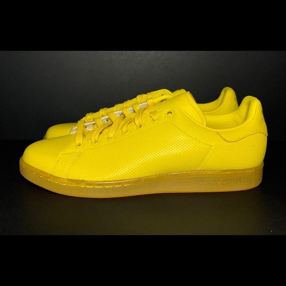 Adidas Stan Smith Adicolor Yellow